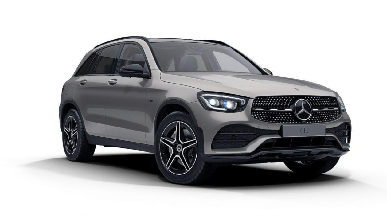 GLC 300 de 4MATIC hybrid