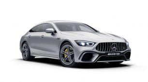 Trieda: Mercedes-AMG GT