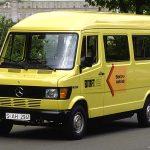Pred 40 rokmi: premiéra prototypu elektrického vanu Mercedes-Benz 307 E