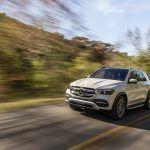 Euro NCAP: najlepšia známka pre čiastočne automatizované asistenčné systémy vo vozidle Mercedes-Benz GLE