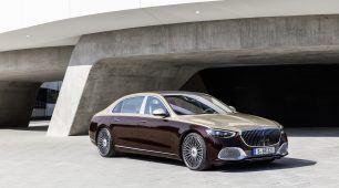 Nový Mercedes-Maybach Triedy S: Nová definícia luxusu