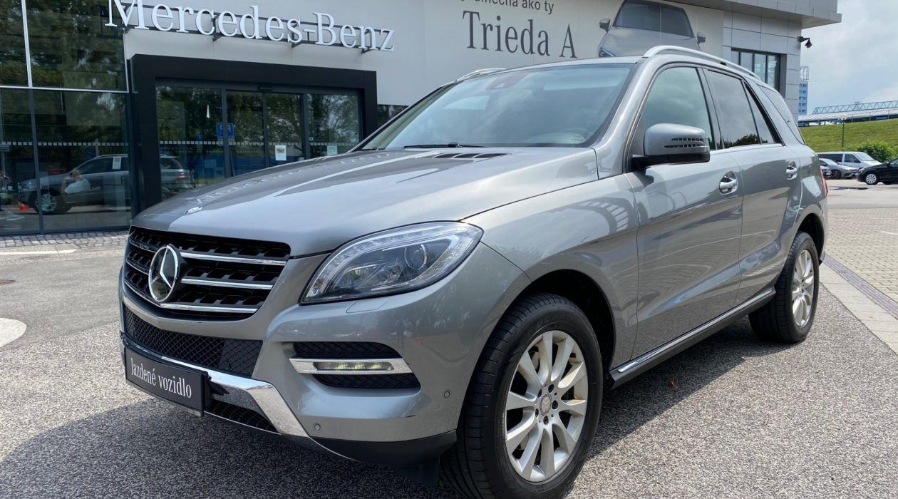 ML 350  BlueTEC 4MATIC