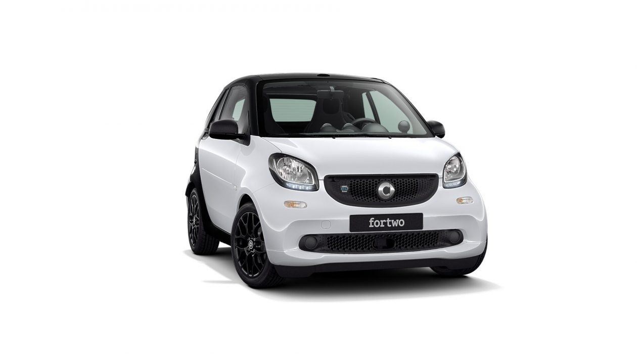 smart EQ fortwo kabriolet