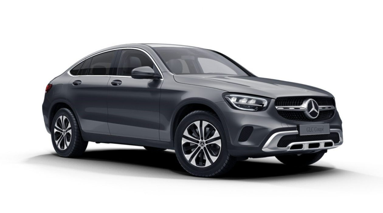 GLC 300 de 4MATIC kupé
