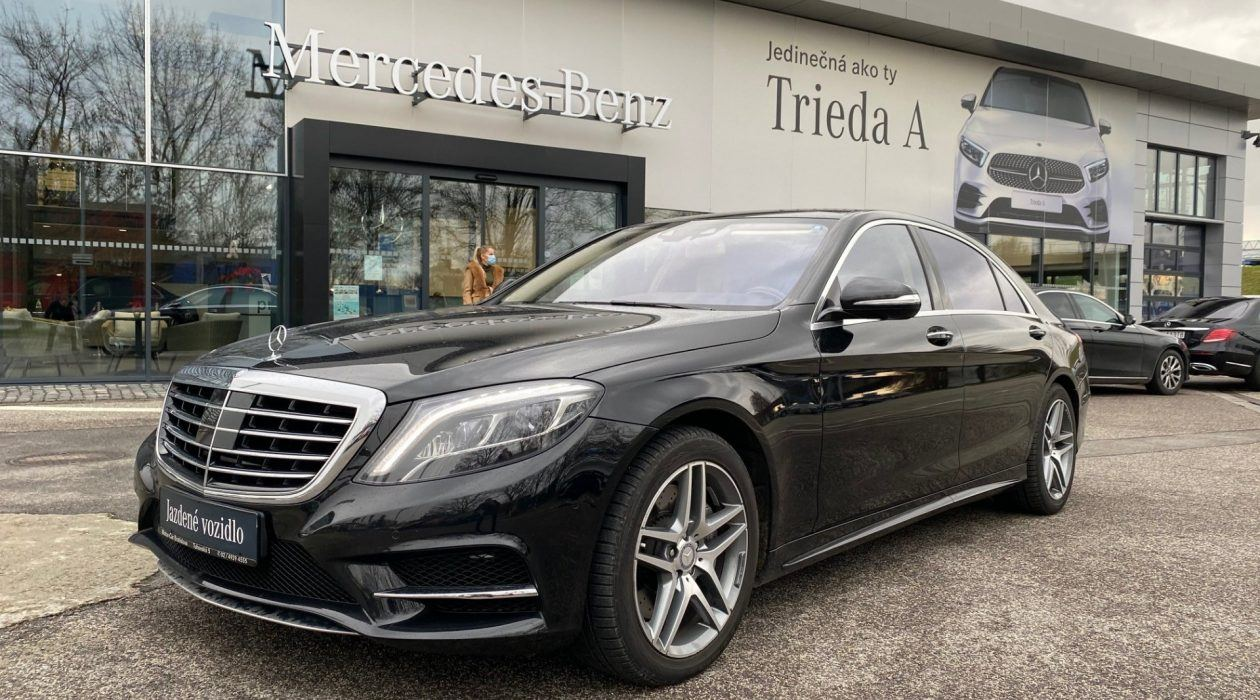 S 500 4MATIC