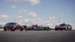 Ešte užšie partnerstvo medzi špecialistami na výkonné vozidlá: Značka Mercedes-AMG a tím Mercedes-AMG Petronas F1 zintenzívňujú spoluprácu