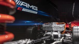 Mercedes-AMG určuje budúcnosť jazdného výkonu