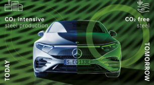 H2 Green Steel: Mercedes-Benz bude od roku 2025 prinášať na trh vozidlá so zelenou oceľou, čím zníži svoju stopu CO2