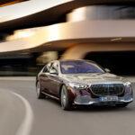 Začiatok predaja novej Triedy S od značky Mercedes-Maybach