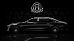 O 100 rokov neskôr – Prečo je Mercedes-Maybach stelesnením maximálneho luxusu a kreatívnej sily