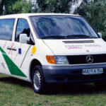 Pred 25 rokmi: premiéra modelu Mercedes-Benz Vito 108 E