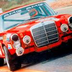 Senzácia na okruhu Spa pred 50 rokmi: víťazstvo AMG vo svojej triede na 24-hodinových pretekoch v roku 1971