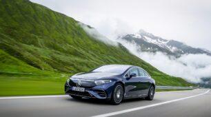 Budúcnosť mobility sa začína už teraz: spustenie predaja EQS