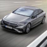 Nový Mercedes-AMG EQS 53 4MATIC+ s plnoelektrickým pohonom: 100-percentné emócie, nulové emisie