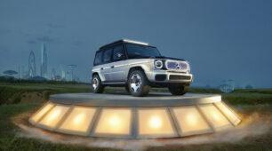 """""""Odoláva času"""": Trieda G pripravená na dobu elektromobility"""